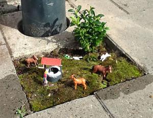 Wel Eigen tuin / Pothole tuintje 2 Uitvinderswijk Meer groen? Zelf doen!