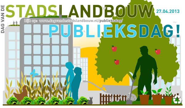 Dag van de stadslandbouw