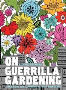 boeken over guerrilla gardening