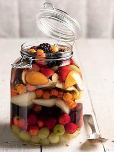 tuinfruit inmaken