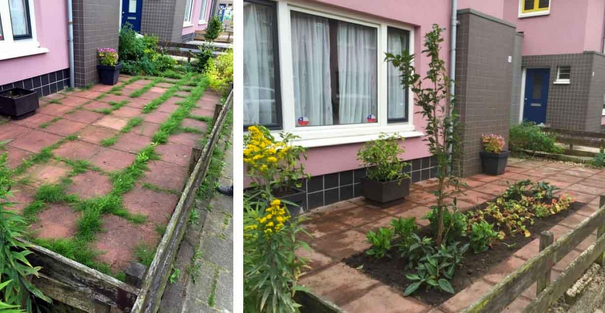 Sociaal Tuinieren voorbeeldtuin